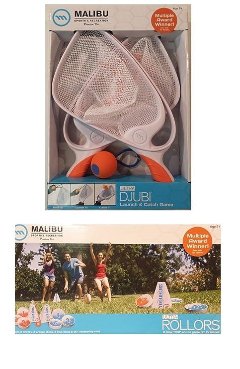 a6cb2a00f8d Amazon.com : Malibu Sports Ultra Rollors & Ultra Djubi Launch Game ...
