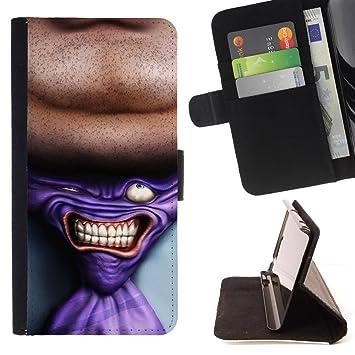 la tarjeta de Crédito Slots PU Funda de cuero Monedero caso ...