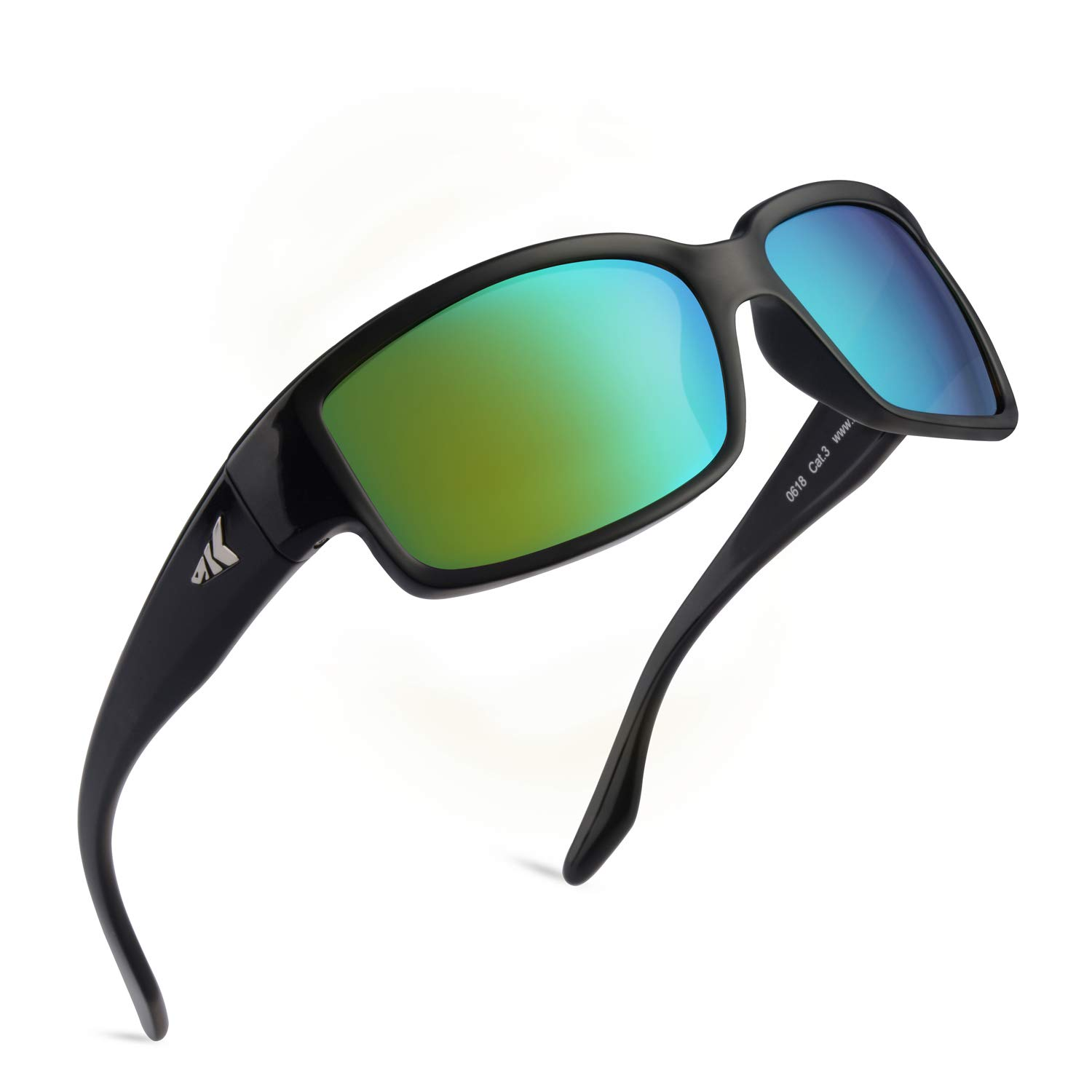 KastKing Skidaway Polarized Sport Sunglasses | Best Durability