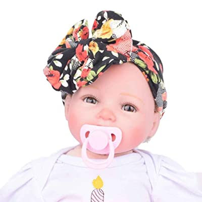 Baby Infant Kids Girls Headwrap Hairband With Bowknot Hairband Turban  Bowknot (  51) d856fd338128