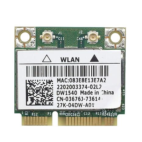 Mini Pci-E ASUS Tarjeta WiFi,WiFi de Red con Bluetooth 4.0 ...