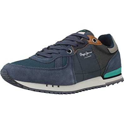 Pepe Jeans Herren Tinker Basic Low Top: : Schuhe