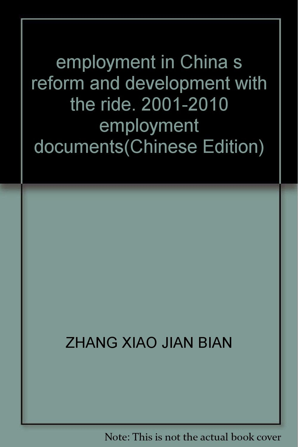 Download employment in China s reform and development with the ride. 2001-2010 employment documents(Chinese Edition) PDF