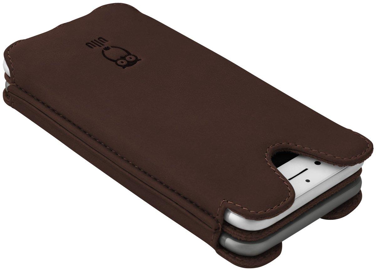 ullu Sleeve for iPhone 8 Plus/ 7 Plus - Oldie Brown UDUO7PPL16 by ullu (Image #3)