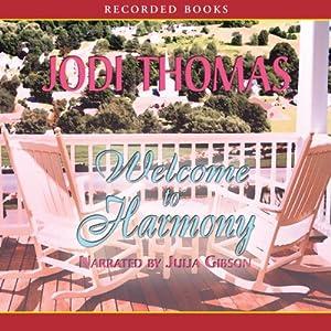 Welcome to Harmony Audiobook
