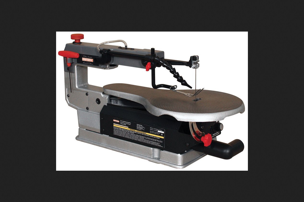 Craftsman 16 in. Variable Speed Scroll Saw by Craftsman