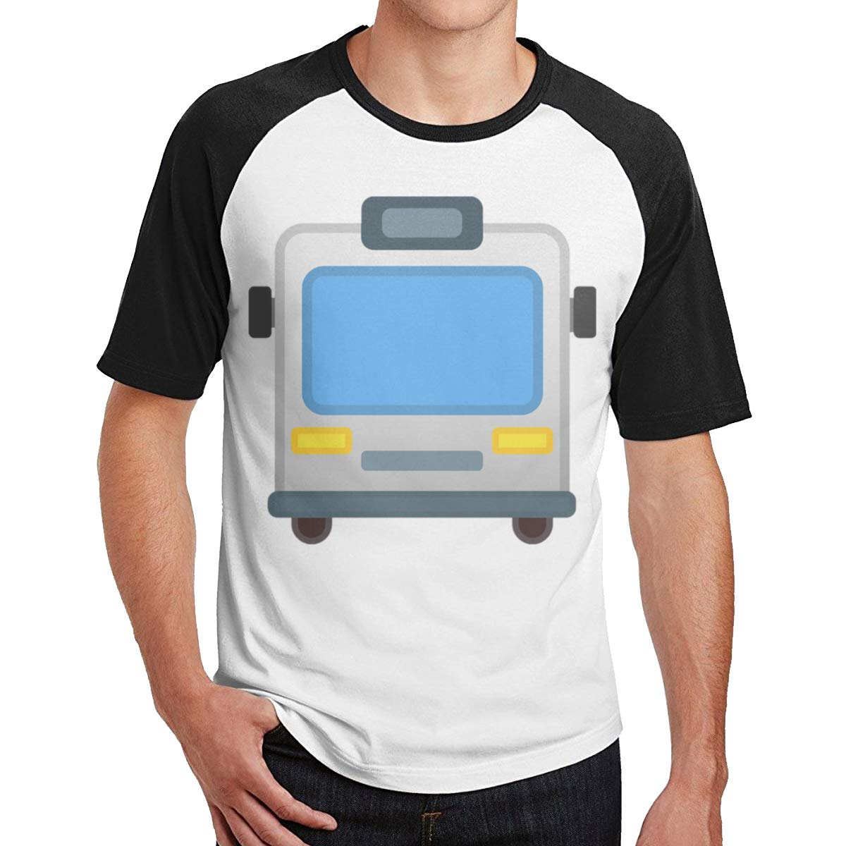 ALWAYSUV Mens Design with Travel Icon Leisure Travel Icon Short Sleeve Tee Shirt