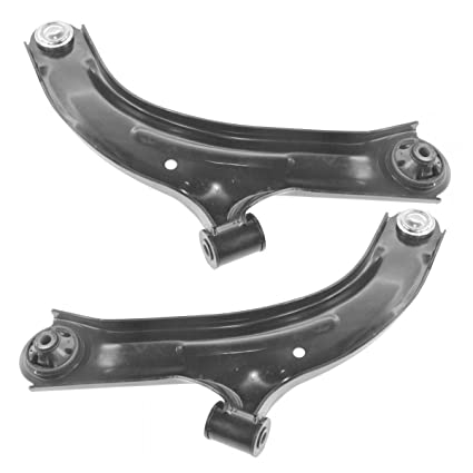 amazon com front lower control arms w ball joints pair set of 2 for