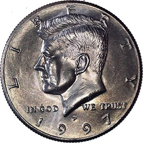 1997 P Kennedy Half Dollar 50C Brilliant Uncirculated