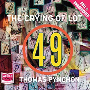 The Crying of Lot 49 Hörbuch