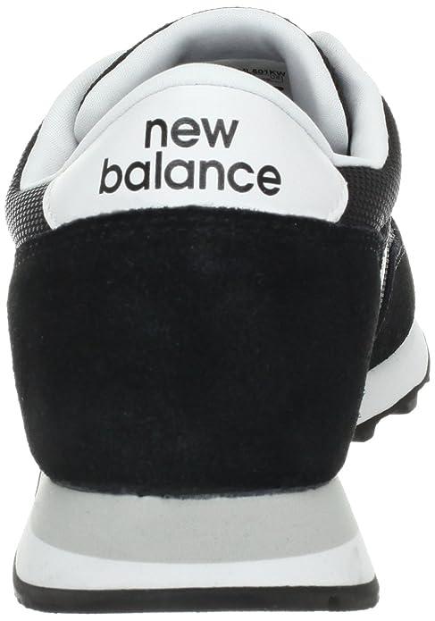 New Balance Classics Traditionnels Grey White Mens Trainers ML501GGW