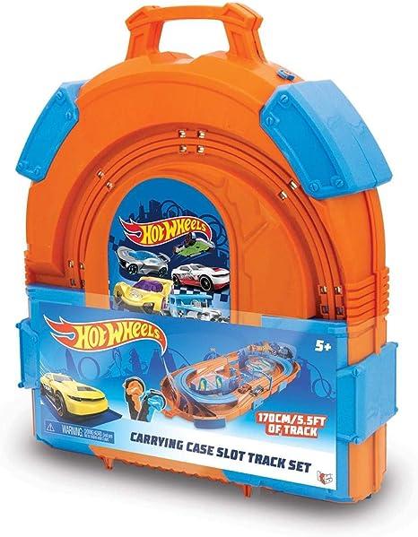 Amazing Hot Wheels Carry Case