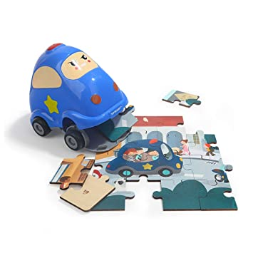Buy Top Bright Police Car Toy Toddlers Car Toys For 3 Year Old