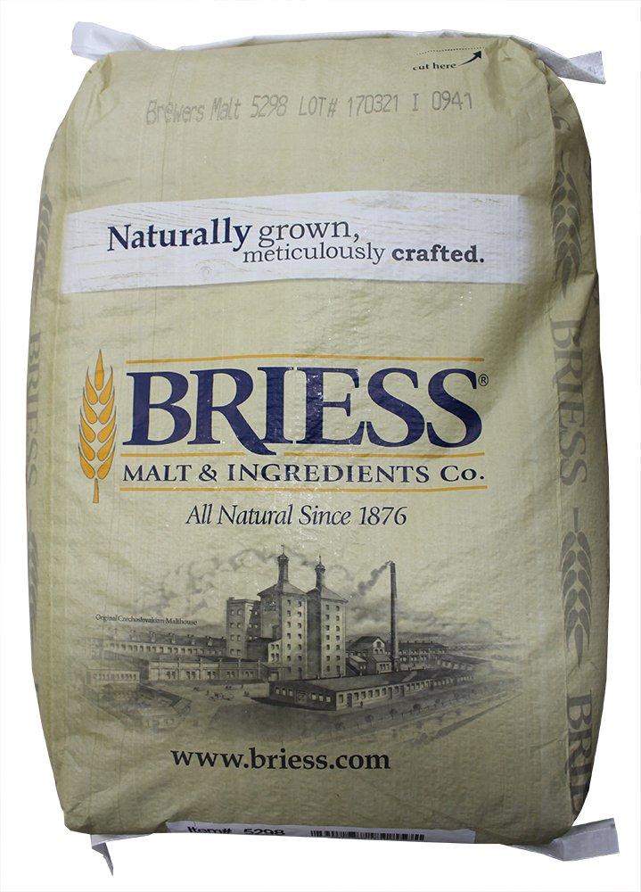 Briess 2-Row Brewers Malt For Home Brewing-50 Lbs. 61tvkEVhA7L._SL1000_