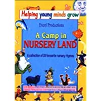 A Camp in Nursery Land (Collection of 20 Nursery Rhymes)
