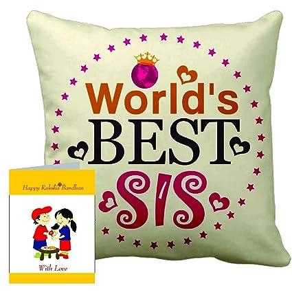 TECHBITE Rakhi Gift For Sister Rakshabandhan Ideas Online Send