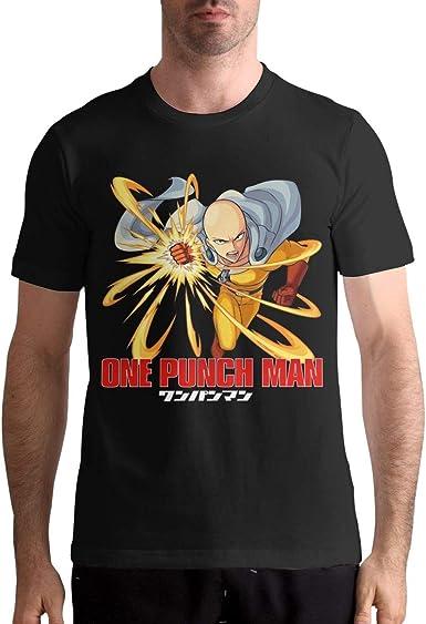One Punch Men Soft Short Sleeve T Shirt