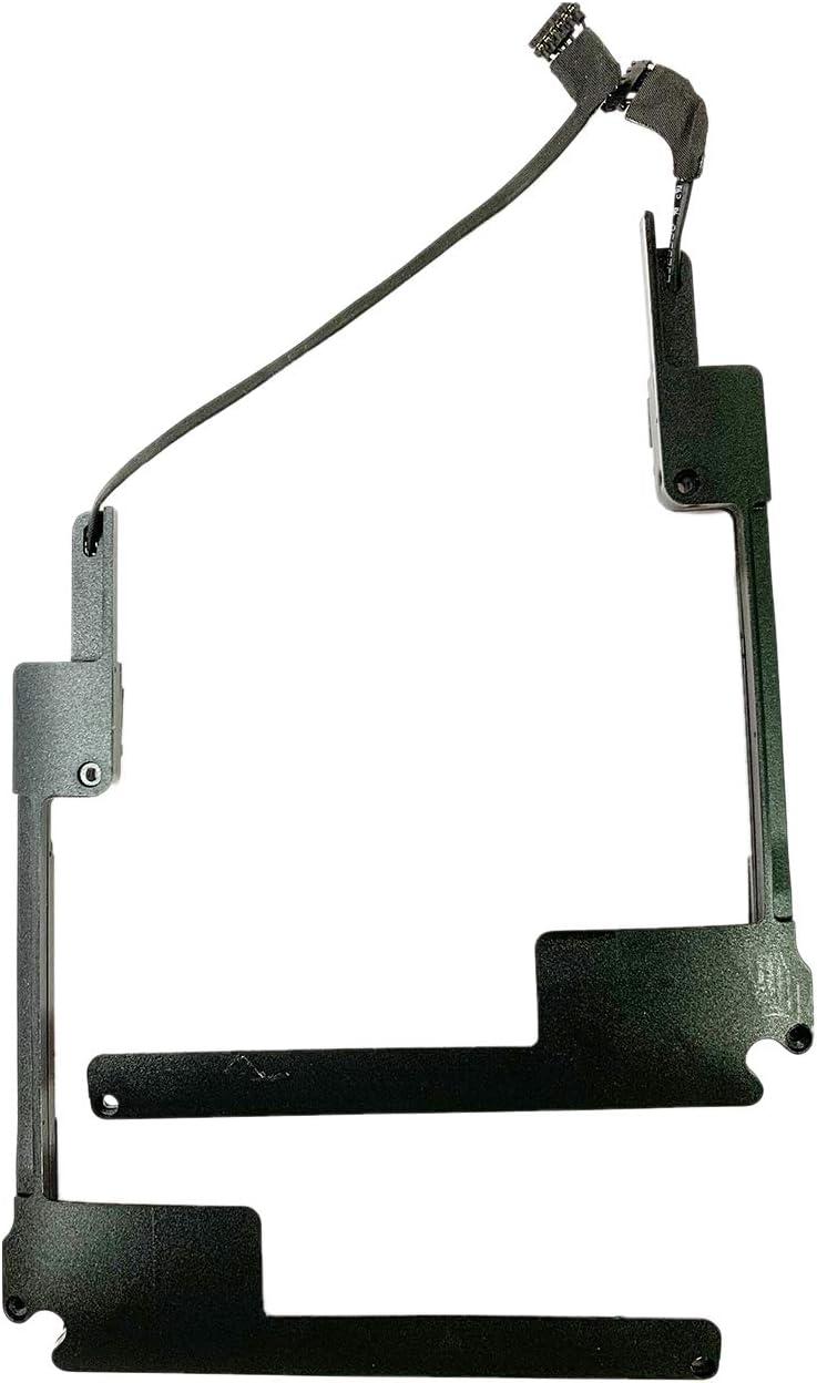 Nrpfell Altavoz para Pro Retina 13 Pulgadas A1425 2012 Conjunto Interno Izquierdo y Derecho