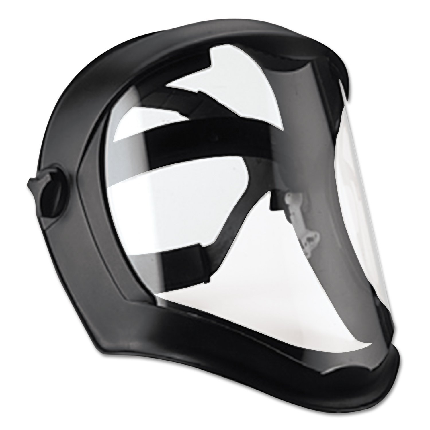S8510 Uvex Bionic Face Shield with Clear Polycarbonate Visor and Anti-Fog//Hard Coat