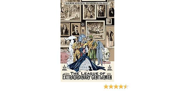 The League of Extraordinary Gentlemen Volume 1 TP: Amazon.es: Allan Moore, Kevin ONeill: Libros en idiomas extranjeros