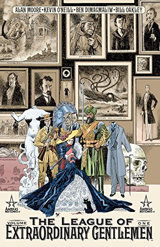 The League of Extraordinary Gentlemen, Vol. ()