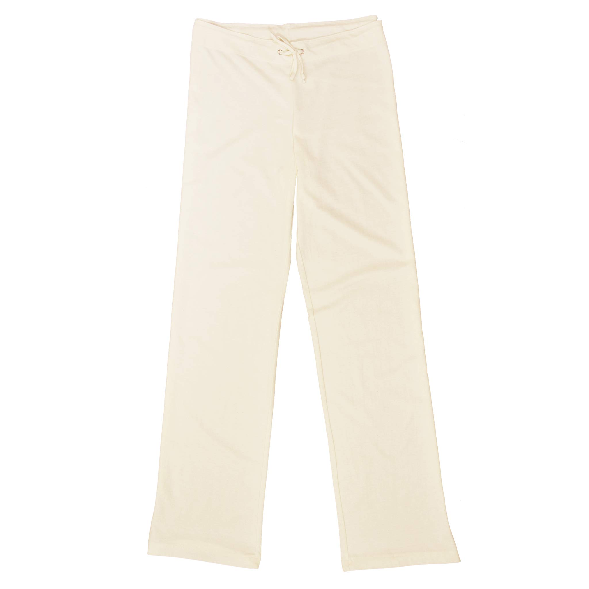 Ecoland Women's Organic Cotton Drawstring Pants Made in USA