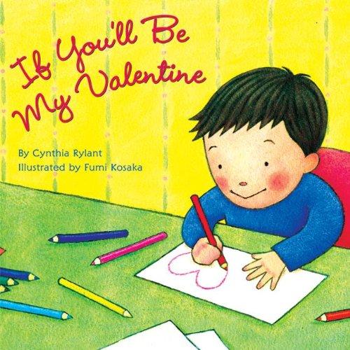 If You'll Be My Valentine (Turtleback School & Library Binding Edition) pdf epub
