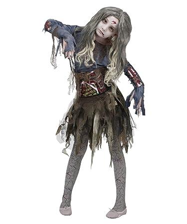 zombie girls halloween costume medium 8 10 - 4t Halloween Costumes Girls