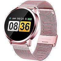 Smartwatch Compatible con Q8 V09 Reloj Inteligente Monitor