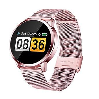 Smartwatch Compatible con Q8 V09 Reloj Inteligente Monitor de ...
