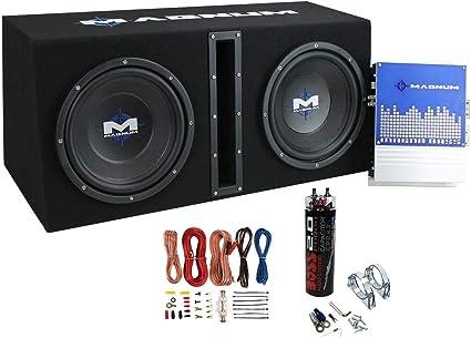 Amazon.com: MTX Magnum MB210SP 10