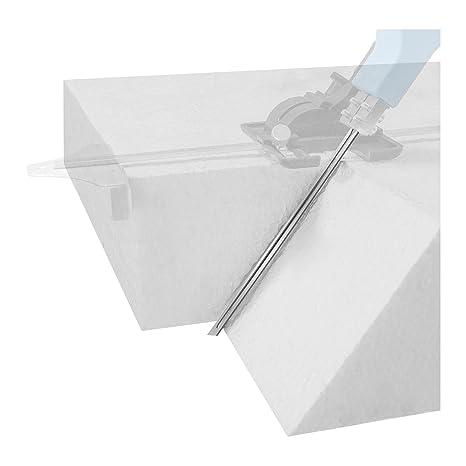 MSW Motor Technics - Cuchilla de repuesto para cortadora de porexpán STYRO CUTTER - 10 cm - Envío Gratuito: Amazon.es: Bricolaje y herramientas