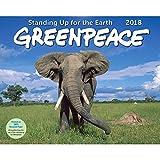 Greenpeace Wall Calendar 2018