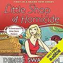 Little Shop of Homicide: A Devereaux's Dime Store Mystery, Book 1 Hörbuch von Denise Swanson Gesprochen von: Maia Guest