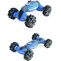 Remote Control Car for Kids Adults, RC Stunt Car Gesture Controlled Deformation RC Car Vehicle Speed Drift Off-Road RC…