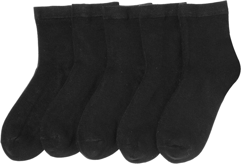 5X DICKIES Men Industrial QUARTER DRI-TECH Work Socks Reinforced Heel /& Toe 6-11