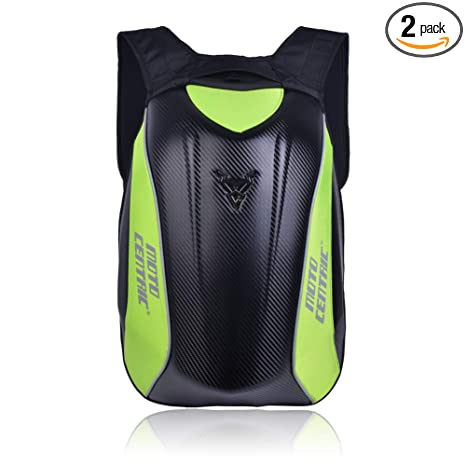 153f5c71d8e1 Amazon.com: Younar Motorcycle Backpack No Drag Waterproof Stealth ...