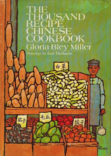 The Thousand Recipe Chinese Cookbook for sale  Delivered anywhere in USA