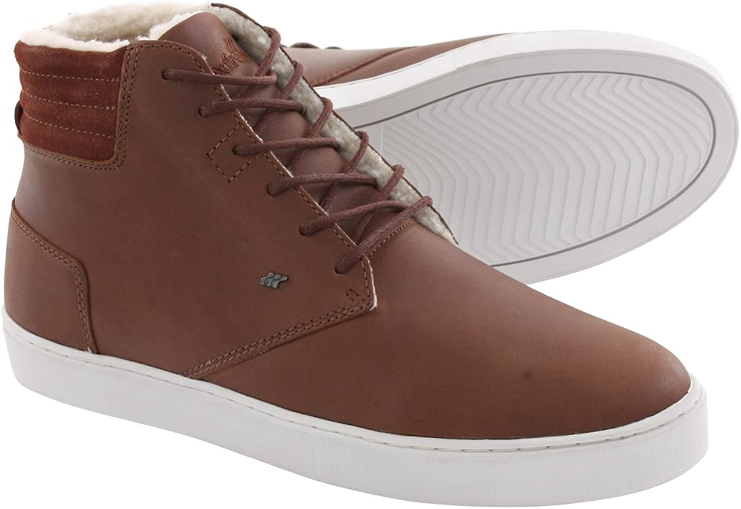 Boxfresh gvlr Fur Zapatos 2014 Bitter Chocolate, Color Marrón ...
