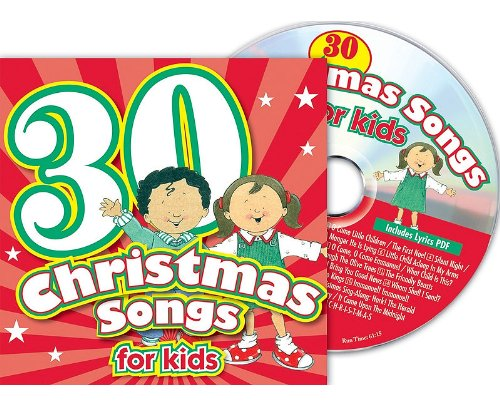 30 Christmas Songs for Kids (30 Song)