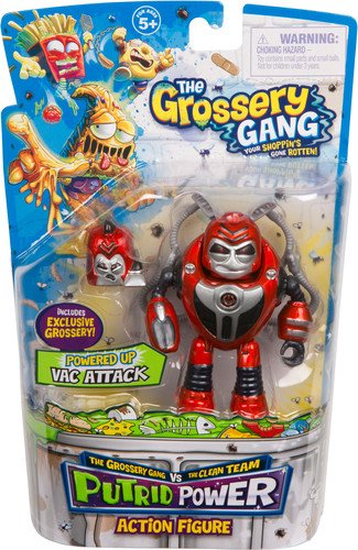 Grossery Gang 69053 S3 Action Figurine Vac Attack Toy Multi Color 1 18 X 2 76 X 2 91 Buy Online In Honduras At Honduras Desertcart Com Productid 71581459