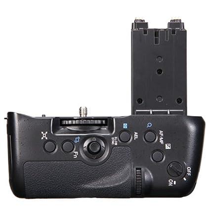 Empuñadura de batería Pack para Sony Alpha SLT A77 A77 V A77II ...