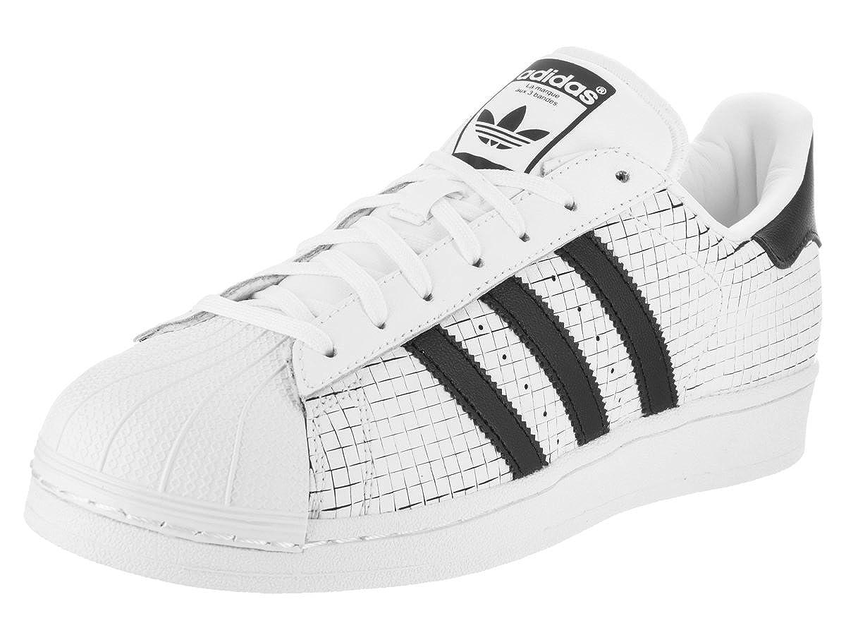Donna   Uomo adidas - Superstar, scarpe da ginnastica da Uomo Buona reputazione mondiale Scelta internazionale Scarpe traspiranti | Superficie facile da pulire  | Maschio/Ragazze Scarpa