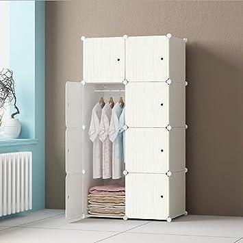 Erweiterbar Erwachsene Kinder Kleidung Closet Kleiderschrank für ...