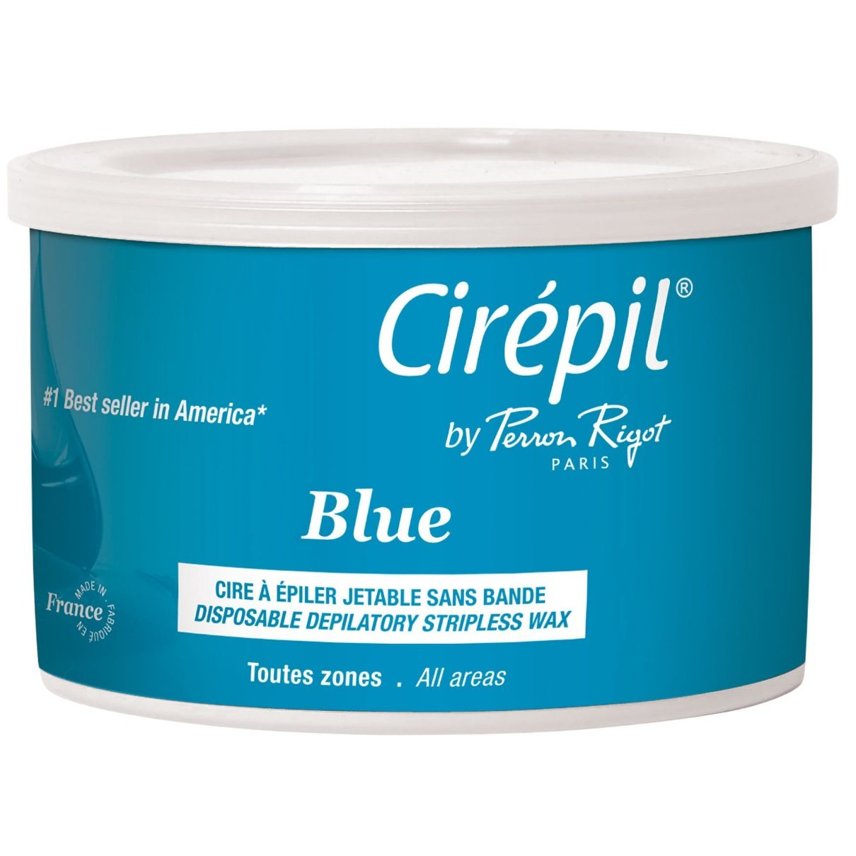 Perron Rigot Cirepil Blue Wax, 14.11 Ounce Tin