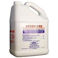 1 Gallon Steri-fab Bed Bug Control Plus Bactericide Sanitizer Fungicide Mildewcide...