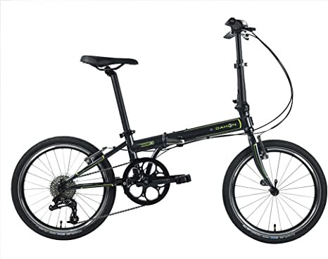Dahon Bicicleta Plegable Speed D8 Color Gris 20