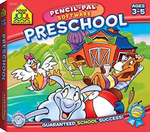 Pencil-Pal Preschool Software