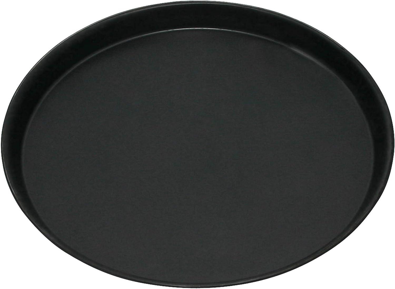 3 Stück Pizzablech 40x30 cm Pizza  Pizzableche eckig Blaublech  Schwarzblech