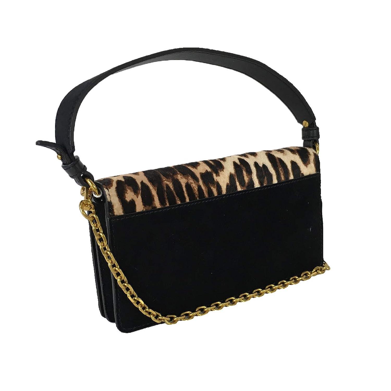 c020c00665 Tory Burch Cleo Leopard Calf Hair Convertible Clutch Crossbody, Natural  Leopard: Handbags: Amazon.com